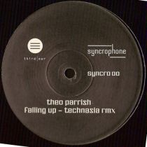 Theo Parrish - Falling up Technasia remix [repress]