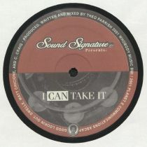 Theo Parrish - I Can Tak It