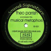 Theo Parrish - Musical Metaphors