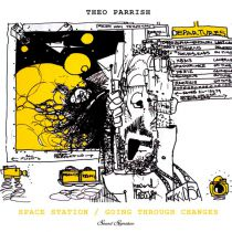 Theo Parrish - Space Station / Going Through Changes [repress]