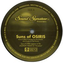 Theo Parrish - Suns Of Osiris