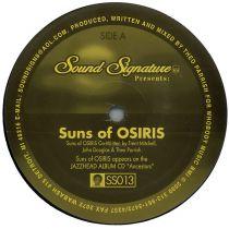 Theo Parrish - Suns Of Osiris