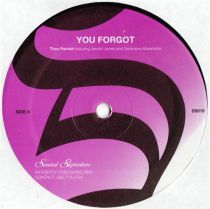 Theo Parrish - You Forgot / Dirt Rhodes