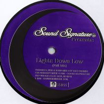 Theo Parrish -Lights Down Low