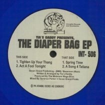 Tia\'s Daddy AKA Terrence Parker - The Diaper Bag EP (reissue)