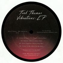 Tink Thomas - Vibrationz: EP