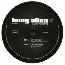 Tony Allen - Black Voices (Folamour Remixes)