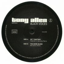 Tony Allen - Black Voices (Folamour Remixes)