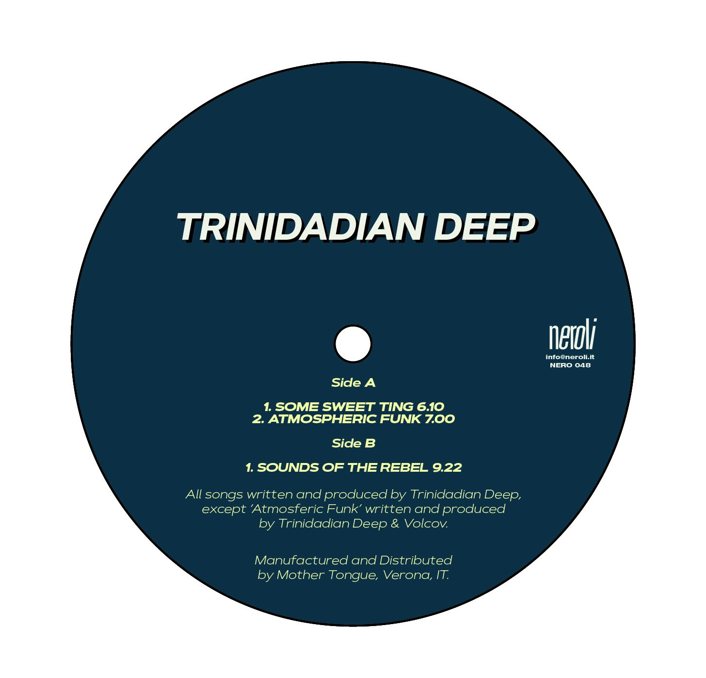 Trinidadian Deep - Some Sweet Ting