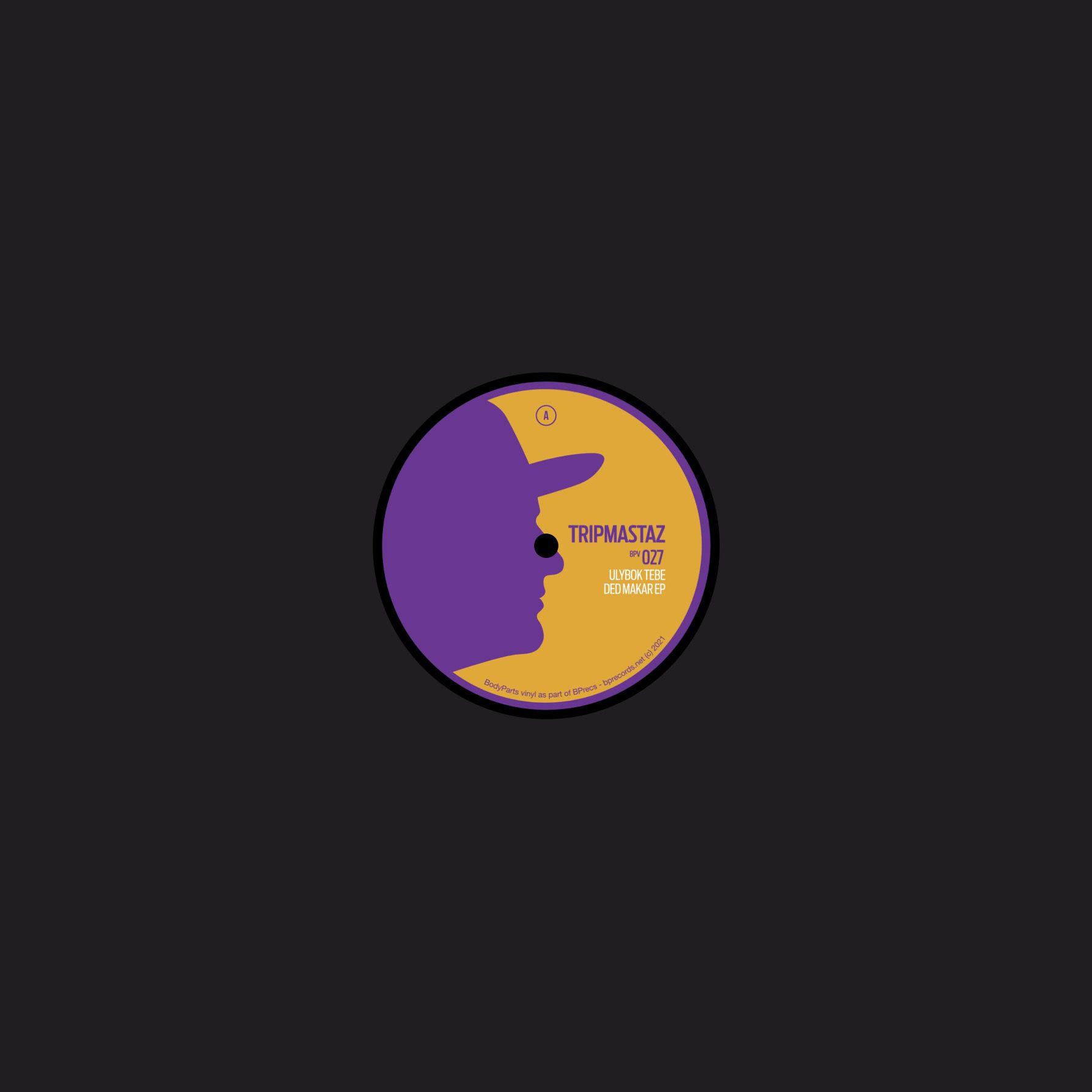 Tripmastaz - Ulybok Tebe Ded Makar EP