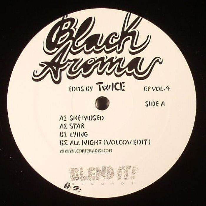 Twice - Black Aroma EP Vol 4