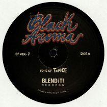 Twice - Black Aroma EP Vol 7