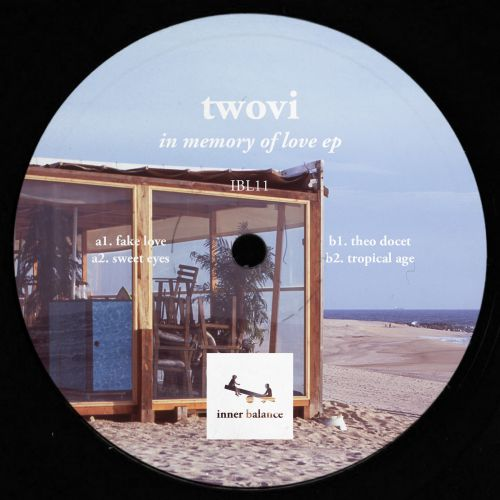 Twovi - In Memory Of Love EP