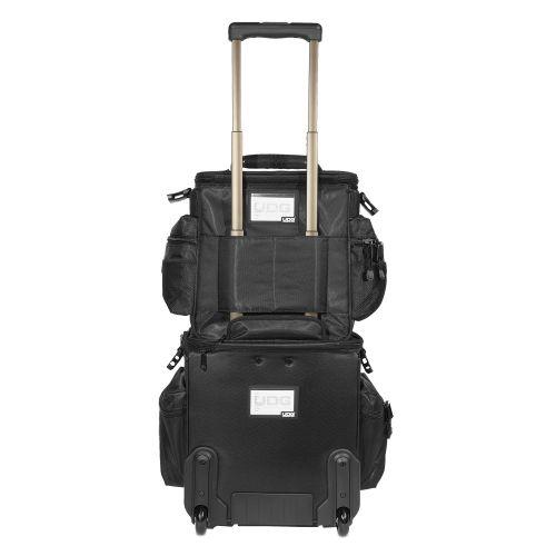 UDG Ultimate SlingBag Trolley Set DeLuxe Black MK2