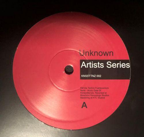 Unknown Artist - Artists Series