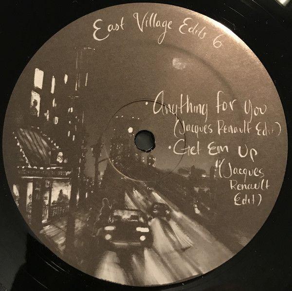 V/A – East Village Edits 6 Jacques Renault edit