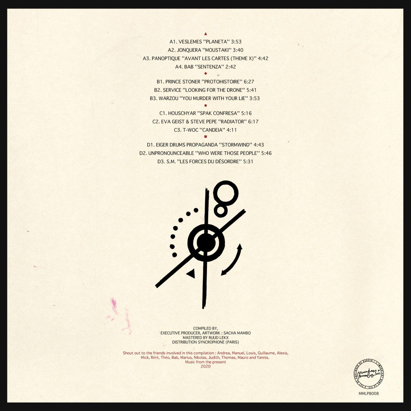 V/A - Danzas Electricas Vol. lll