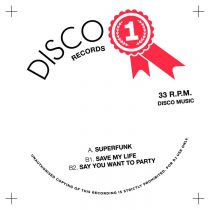 V/A - Disco Records #1