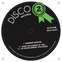 V/A - Disco Records #2