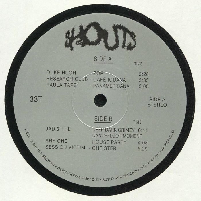 V/A [Session Victim,Duke Hugh,Paula Tape] - Shouts Vol.2