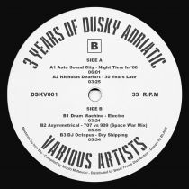 V.A. - 3 Years Of Dusky Adriatic