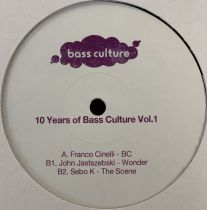 Various - 10 Years of Bass Culture: Part 1