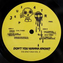 Various - Don\'t You Wanna Know?/The Spacy Saga Vol.II