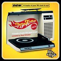 Various - Playtime 3 - 12 Pure 70\'s Jazz-Funk Tracks