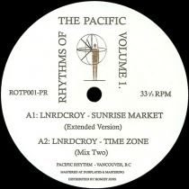 Various - Rhythms Of The Pacific Volume 1.