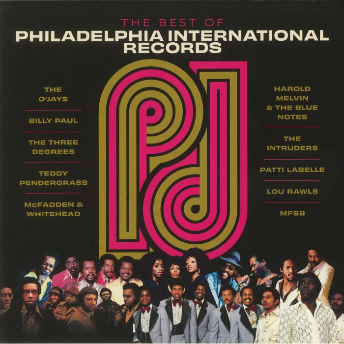 Various - The Best Of Philadelphia International Records