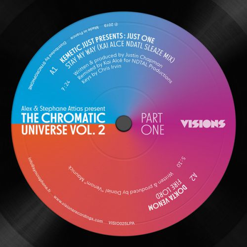 Various - The Chromatic Universe Vol.2 (Part 1)