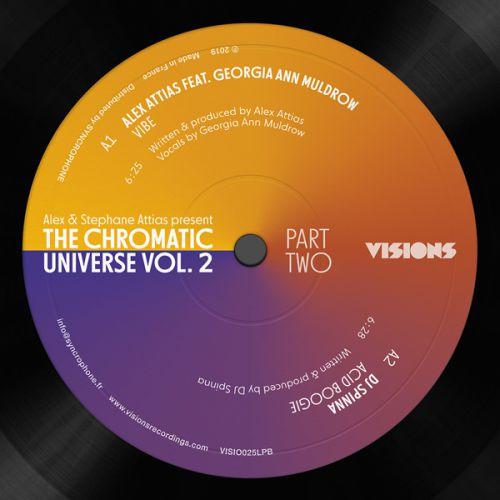 Various - The Chromatic Universe Vol.2 (Part 2)
