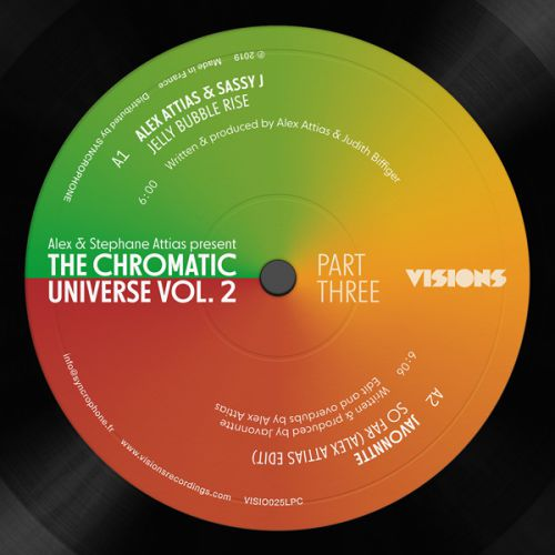 Various - The Chromatic Universe Vol.2 (Part 3)