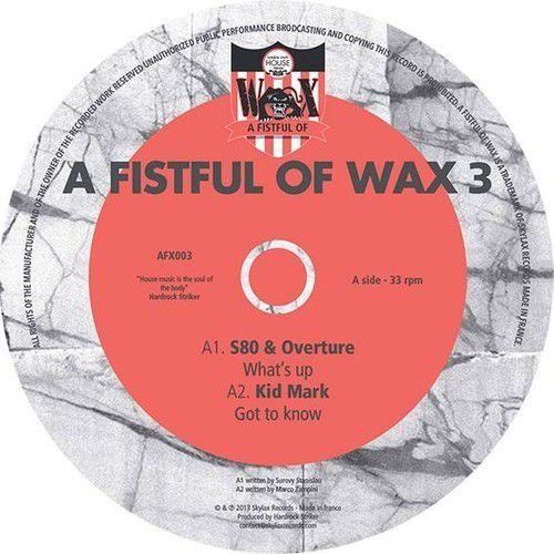 Various Artist - #3 (<a href=\'\'>S80</a>, <a href=\'\'>Ouverture</a>, <a href=\'\'>Kid Mark</a>, <a href=\'\'>Rosenhaft</a>...)