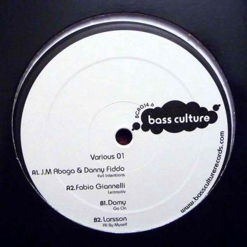 Various Artist (<a href=\'\'>J.M Aboga</a>, <a href=\'\'>Danny Fiddo</a>, <a href=\'\'>Fabio Giannelli</a>...) - Various 01