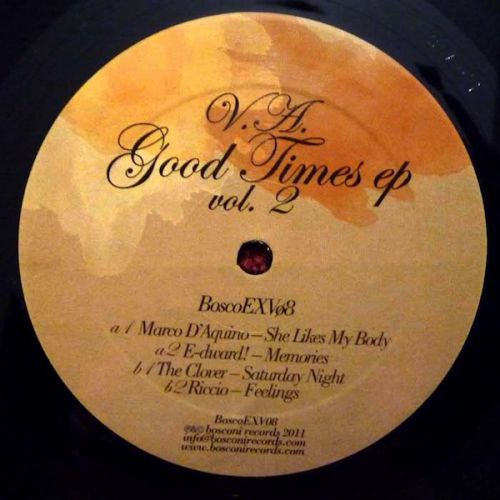 Various Artist - Good Times Vol.2