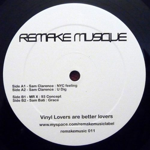 Various Artist - Remake Musique #11