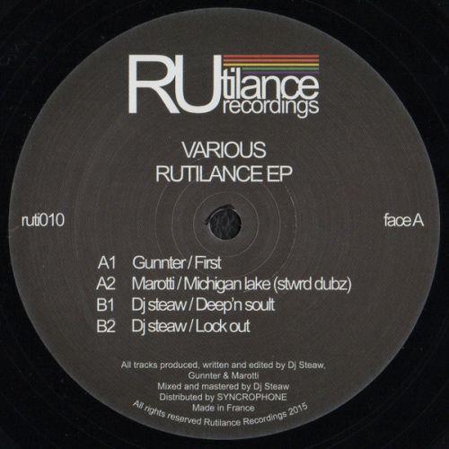 Various Artist - Rutilance EP