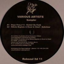 Various Artist - Sampler #11