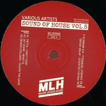 Various Artist - Sound Of House Vol.5