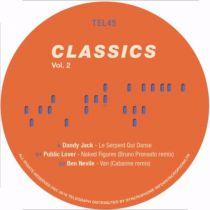 Various Artist (Dandy Jack, Bruno Pronsato, Ben Neville, Cabanne) - Telegraph Classics Vol.2