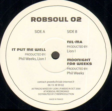 Various Artist- It put me well