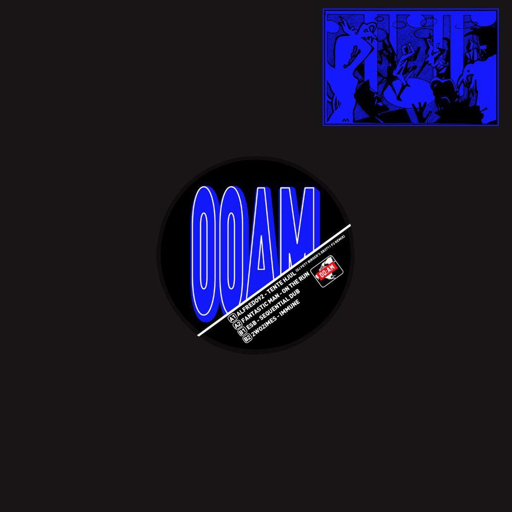 Various Artists - 00AM004 DJ Fett Birger S XB3711 F3 rmx