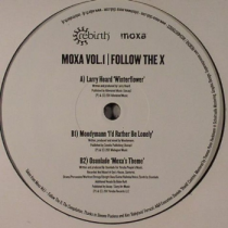 Various Artists - Moxa Vol.1 - Follow The X