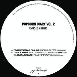Various Artists - Popcorn Diary Vol.2