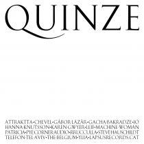 Various Artists - Quinze