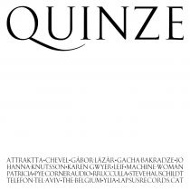 Various Artists - Quinze