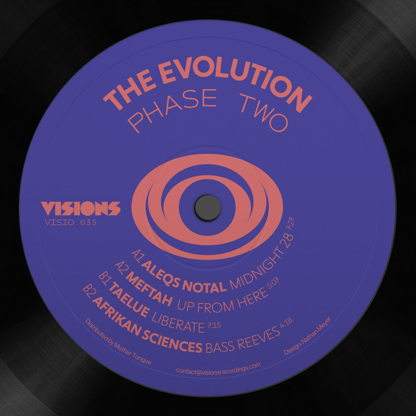 Various Artists (Aleqs Notal - Meftah... The Evolutions - Phase Tw