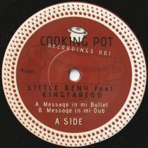 Various Artists (Little Beny feat. Kingfaredd) - Message In Mi Bullet