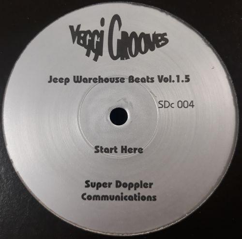 Veggie Grooves - Jeep Warehouse Beats Vol 1.5